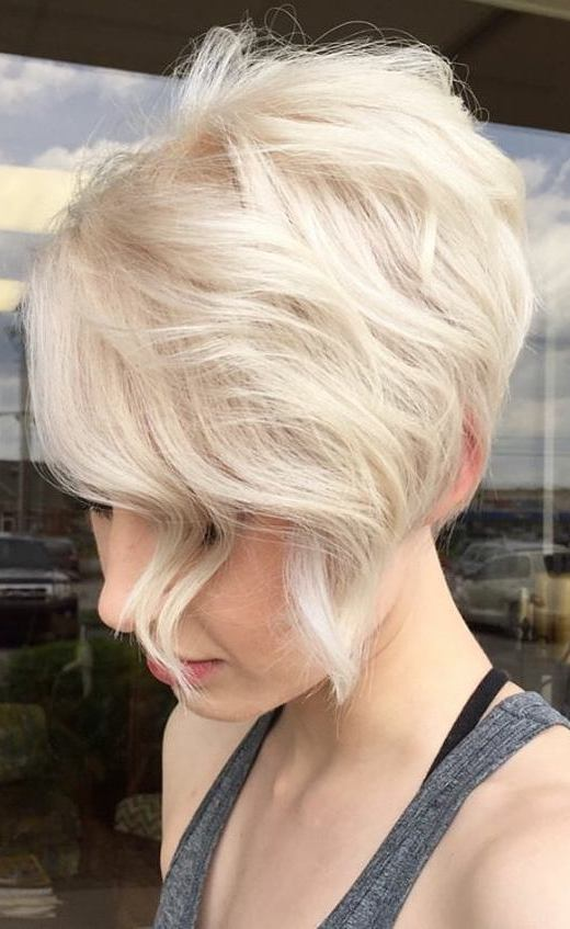 10 Long Pixie Hairstyles For Fitting Shallow Women Short
