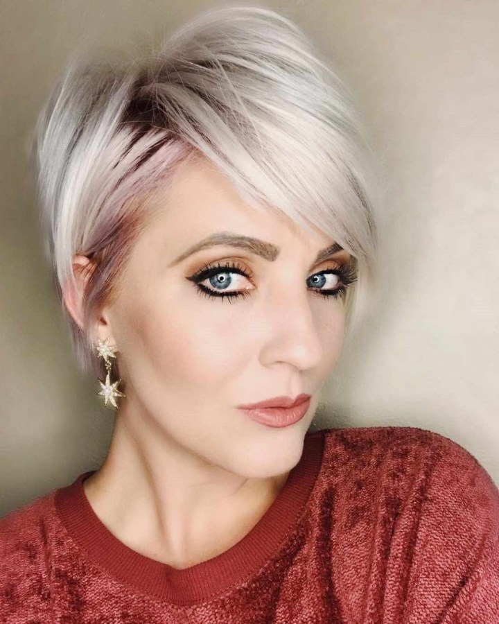 50 Flattering Pixie Haircuts For Women Short Hairstyles 2019