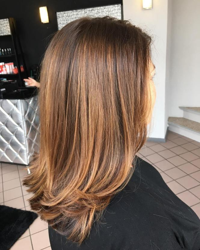 Golden brown hair color highlights the best hair color 2017 new hairstyle 2016 medium golden brown hair color with highlights urmus Choice Image