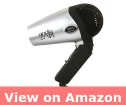 Andis1875 travel hair Dryer review