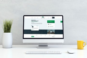 Portfolio - Web Development - Specsavers Clinical Conference website