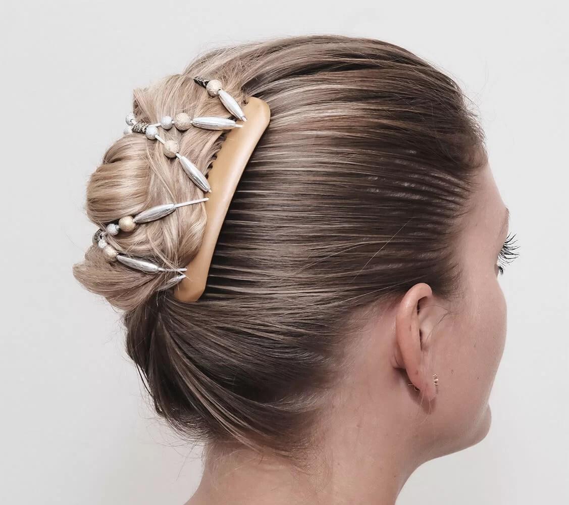 hårspænder til langt hår