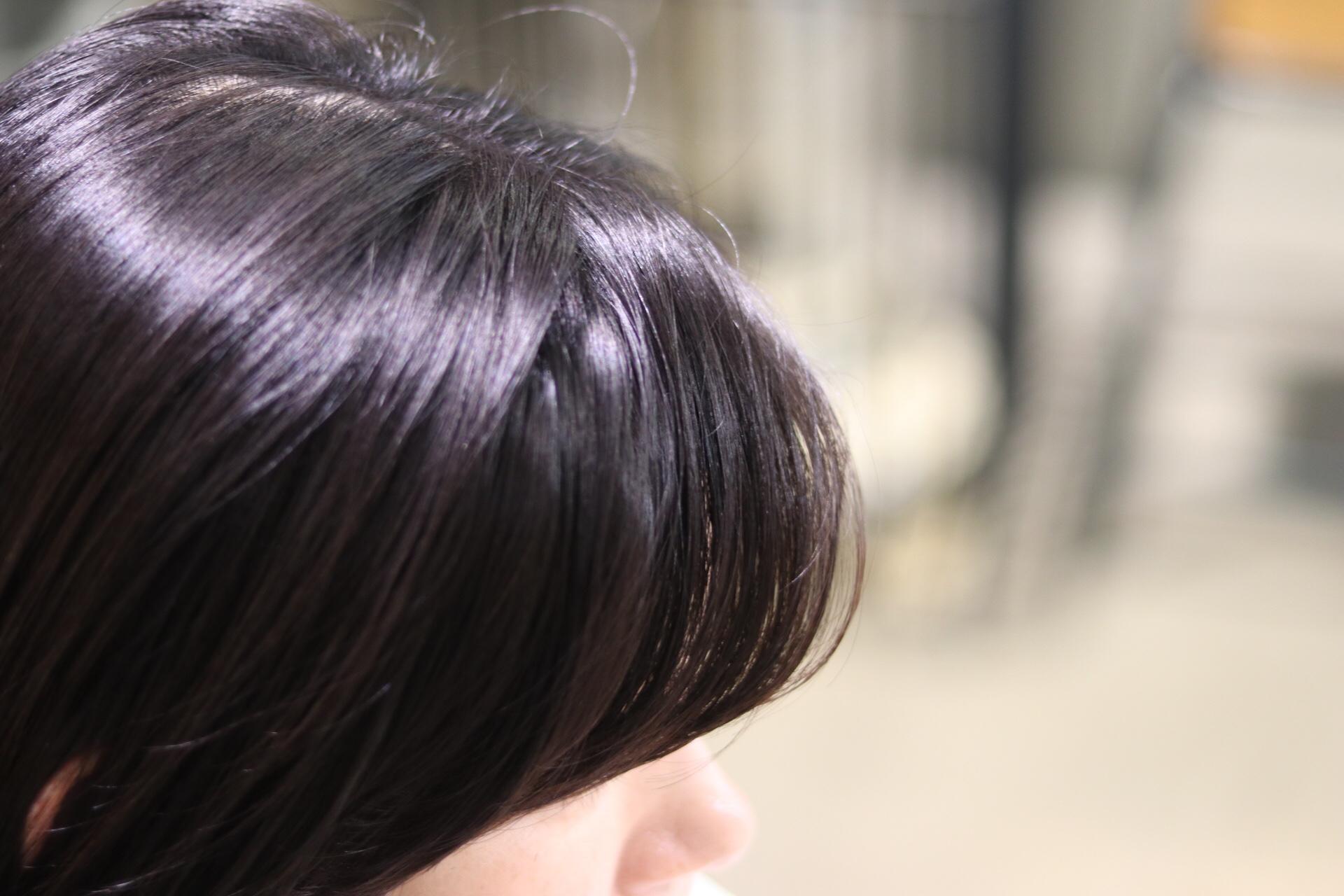 藤沢ベニスビーチ 前髪パーマ
