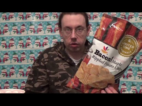 hqdefault 1 - Giant Stop & Shop Bacon! Maple Potato Chip Review