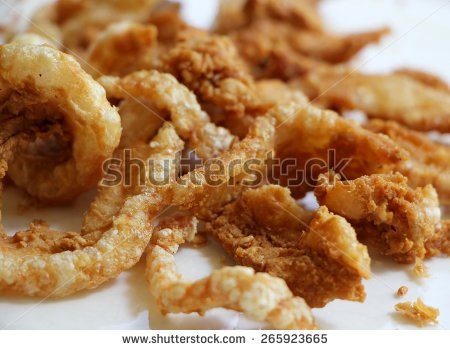 stock photo pork snack pork rind pork scratching or pork crackling 265923665 1 - You can actually buy pictures of Pork Scratchings!