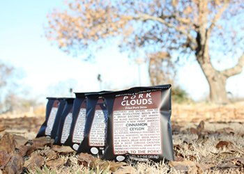 pork clouds front 1 - Bacon's Heir - Pork Clouds / Dust / Soap