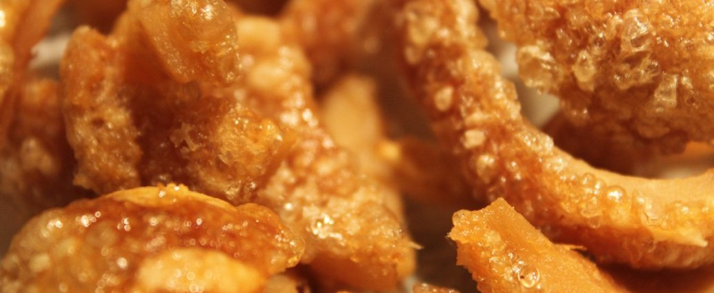 how to make pork scratchings b16 lge 2 - How to make Pork Scratchings