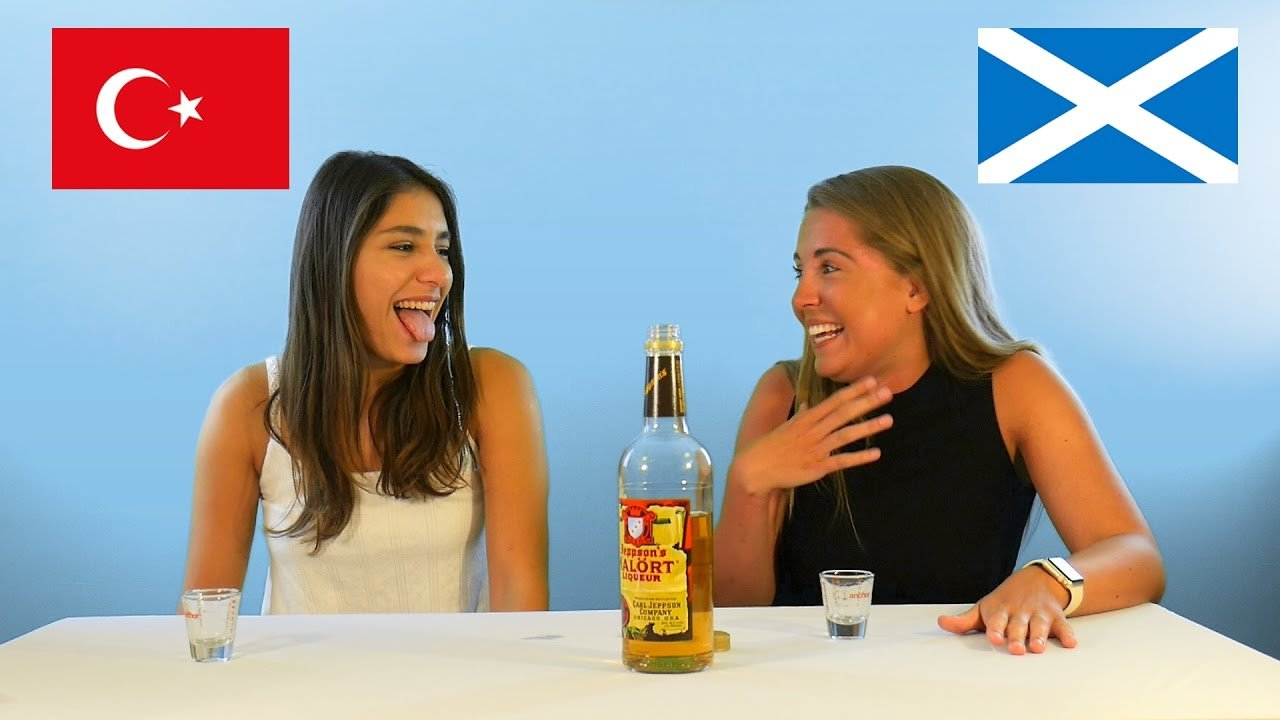 maxresdefault 1 - Different Nationalities Try Malort- The Worst Liquor Ever
