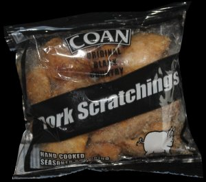 COAN Original Black Country Pork Scratchings Review - Pork Scratching Bags