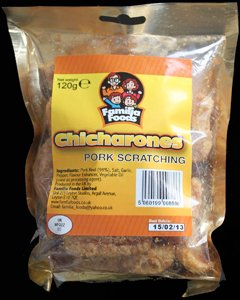 Familia Foods Chicarones Chicarones Review - Pork Scratching Bags