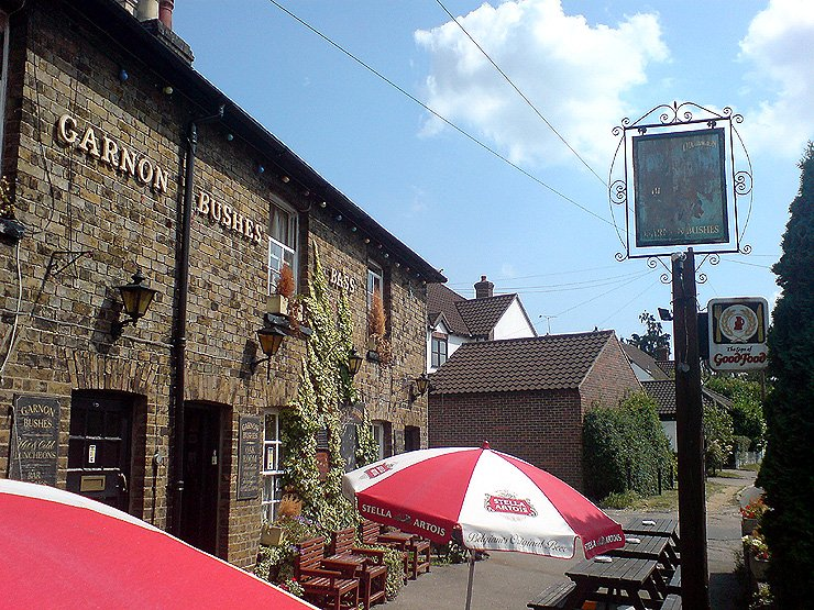 Garnon Bushes Coopersale Epping Essex Pub Review3 - Garnon Bushes, Coopersale, Epping, Essex - Pub Review
