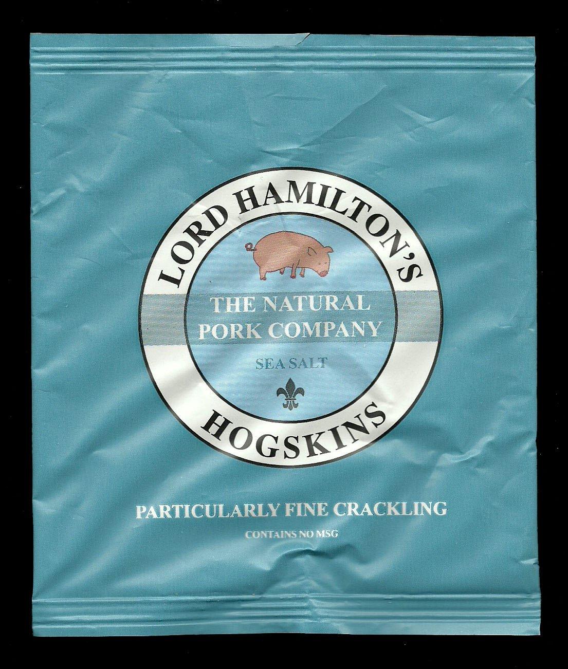 Lord Hamiltons Hogskins Sea Salt Particularly Fine Crackling Review2 - Lord Hamiltons Hogskins, Sea Salt, Particularly Fine Crackling Review