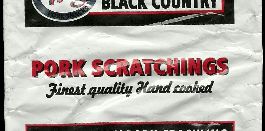 Midland Snacks Traditional Pork Scratchings Review 1 - Midland Snacks, Traditional Pork Scratchings Review