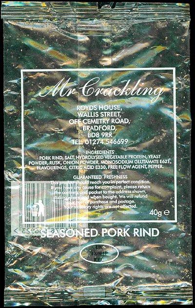 Mr Crackling Seasoned Pork Rinds Review2 - Mr Crackling, Seasoned Pork Rinds Review
