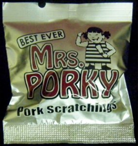 Mrs Porky Pork Scratchings Review - Pork Scratching Bags