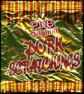 Pub Original Pork Scratchings Review - Pub Original, Pork Scratchings Review