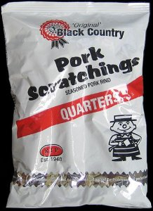 RTP Black Country Original Pork Scratchings Review - Pork Scratching Bags
