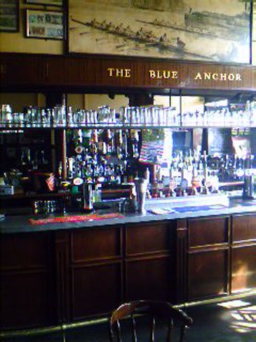 The Blue Anchor Hammersmith London Pub Review2 - The Blue Anchor, Hammersmith, London - Pub Review