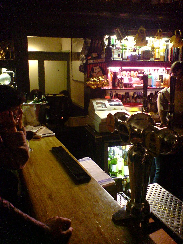 The Charles Lamb Islington London Pub Review2 - The Charles Lamb, Islington, London - Pub Review