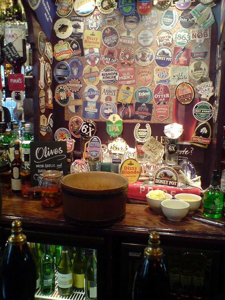 The Coach and Horses Mayfair London Pub Review2 - The Coach and Horses, Mayfair, London - Pub Review