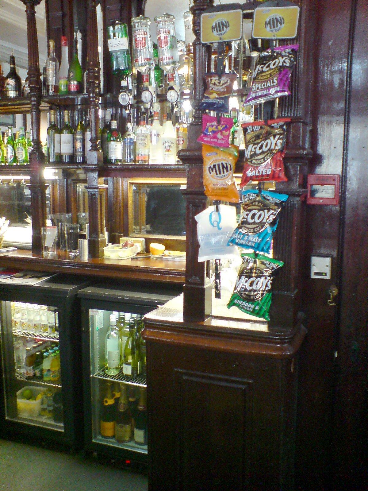 The Coach and Horses Mayfair London Pub Reviewb2 - The Coach and Horses (b), Mayfair, London - Pub Review