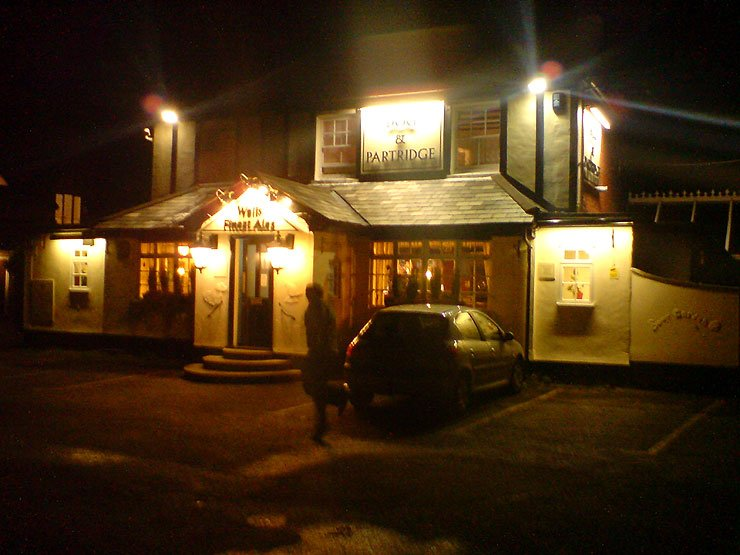 The Dog and Partridge Kelevedon Hatch Essex Pub Review - The Dog and Partridge, Kelvedon Hatch, Essex - Pub Review