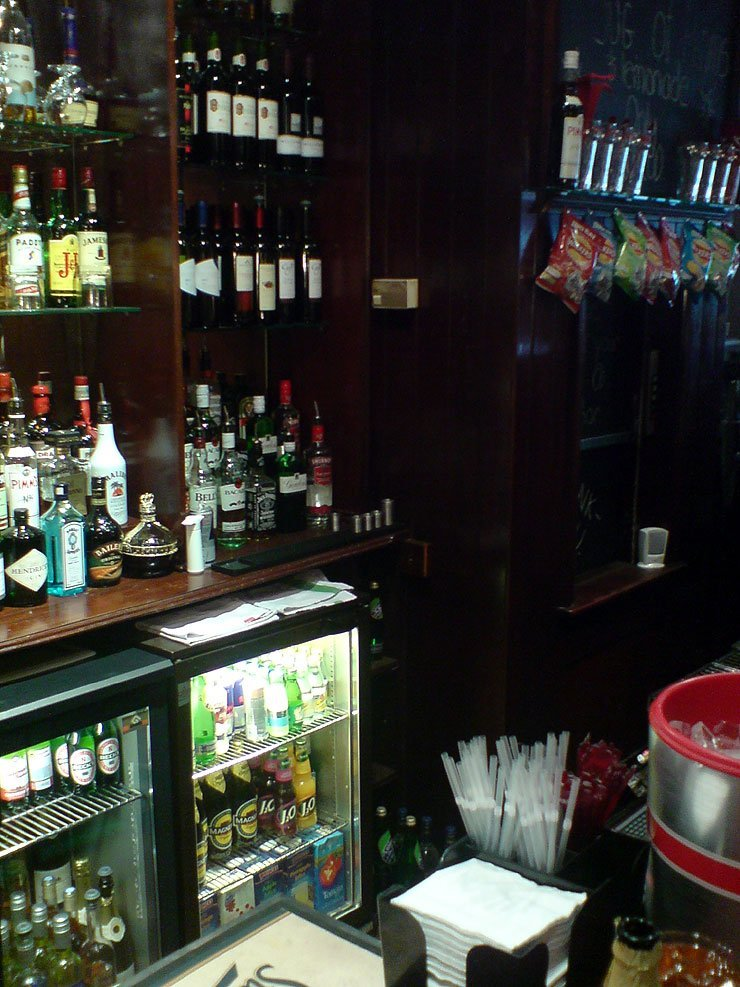 The Grosvenor Arms Mayfair London Pub Review2 - The Grosvenor Arms, Mayfair, London - Pub Review