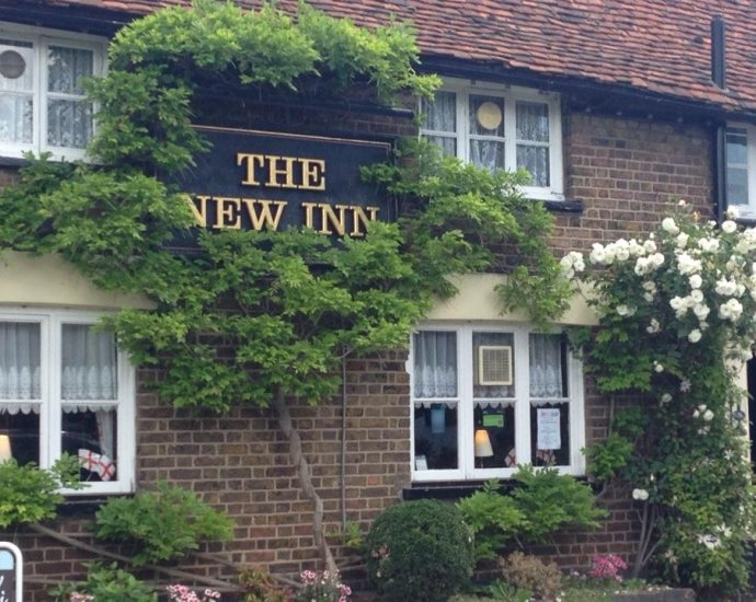 The New Inn Roydon Essex Pub Review - The New Inn, Roydon, Essex - Pub Review