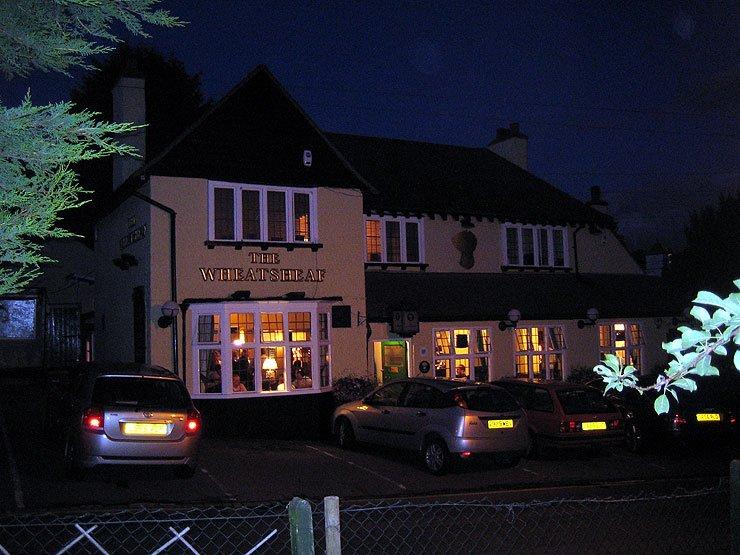The Wheatsheaf Loughton Essex Pub Review - The Wheatsheaf, Loughton, Essex - Pub Review