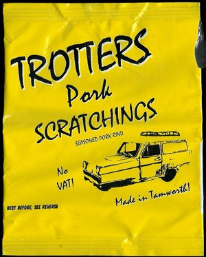 Trotters Pork Scratchings Review - Trotters, Pork Scratchings Review