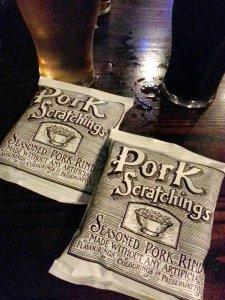 The Best Pork Scratching Pubs