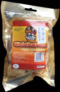 Familia Foods Chicarones BBQ Flavour Pork Crackling Review - Pork Scratching Bags