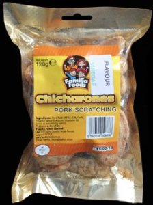 Familia Foods Chicarones Vinegar Flavour Pork Scratchings Review - Pork Scratching Bags