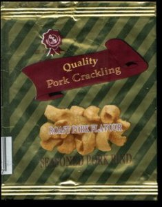 Green Top Snacks Quality Pork Crackling Review - Pork Scratching Bags