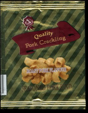 Green Top Snacks Quality Pork Crackling Review - Green Top Snacks, Quality Pork Crackling Review