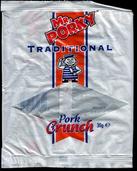 Mr Porky Pork Crunch Review - Mr Porky Pork Crunch Review