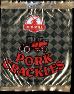 Red Mill Pork Crackles Reviewb - Pork Scratching Bags