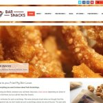 new hairy bar snacks website designb - Website Redesign and Tidy Up