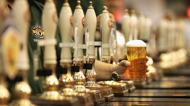 108634007 beer - Make supermarket booze more expensive, says think tank
