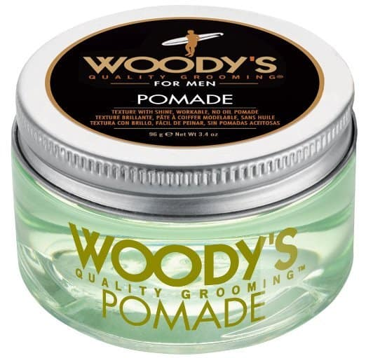 Woody's Pomade Review - The only hair wax you need
