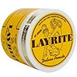 Layrite Pomade Review - Original, Styles Like Wax 2