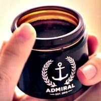 Admiral Pomade Review - Classic Hold 2