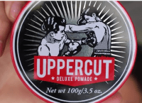 Uppercut Pomade Review - Holds While You Sweat 2