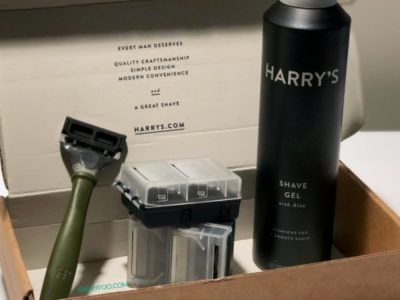 Harry's Shave Club Review (You Have To See The Hidden Blade!)
