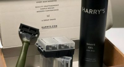 Harry's Shave Club Review (You Have To See The Hidden Blade!) 1