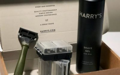 Harry's Shave Club Review (You Have To See The Hidden Blade!) 5