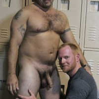 cain west sucks beefy tony at the guy site