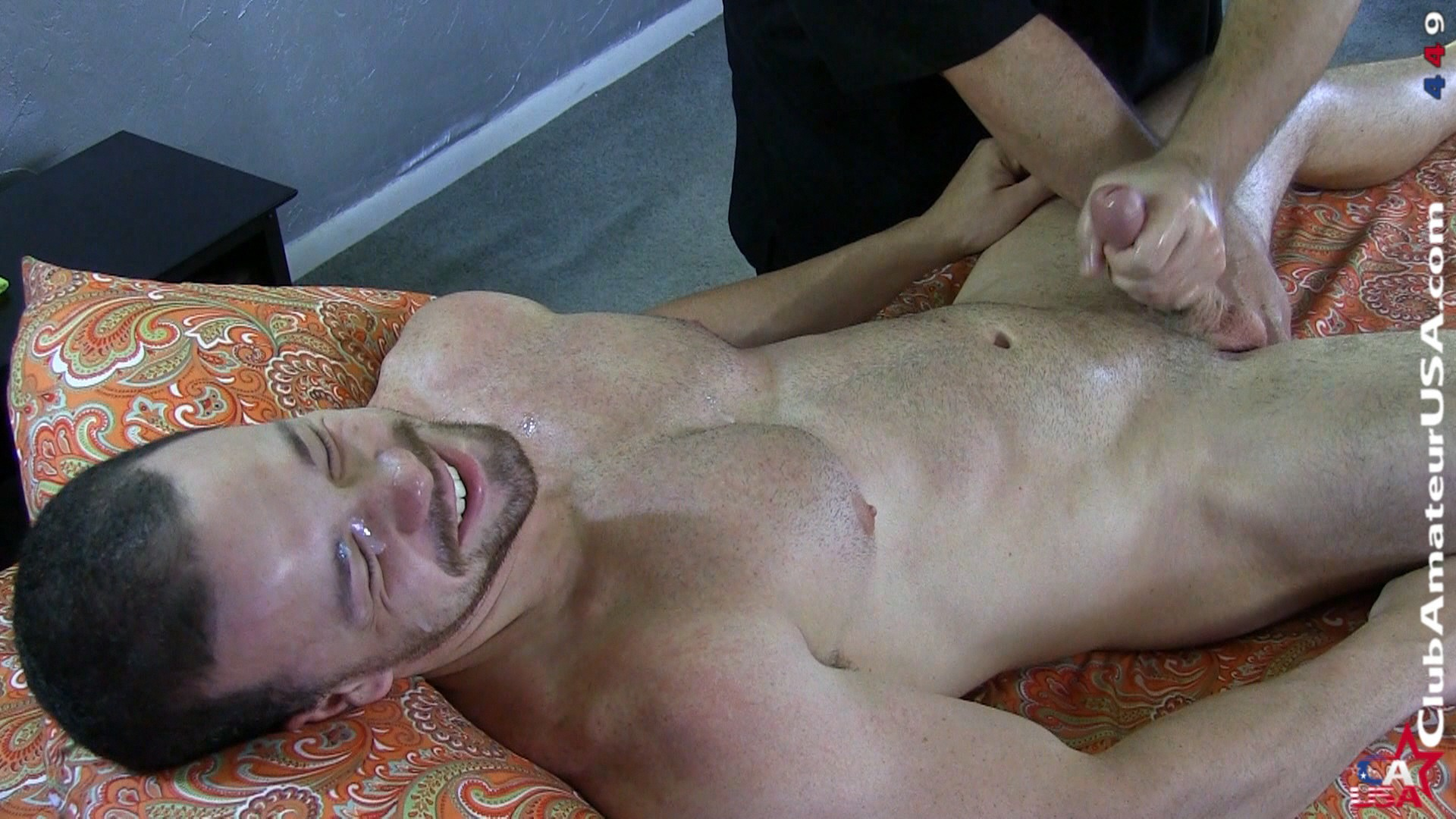 Sexy Guy Coop Gets A Hot Massage With Dildos  Hairy Guys -9807