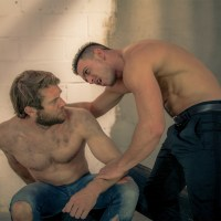 colby keller gets pounded deep by paddy