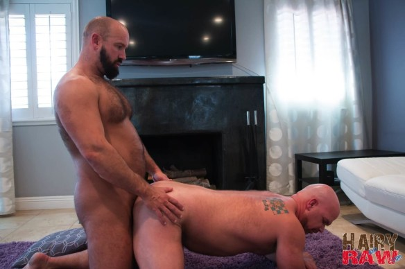 Muscle Pigs Troy Webb and Wade Cashen Fuck Bareback 3135